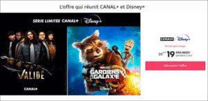 Offre canal+ disney+