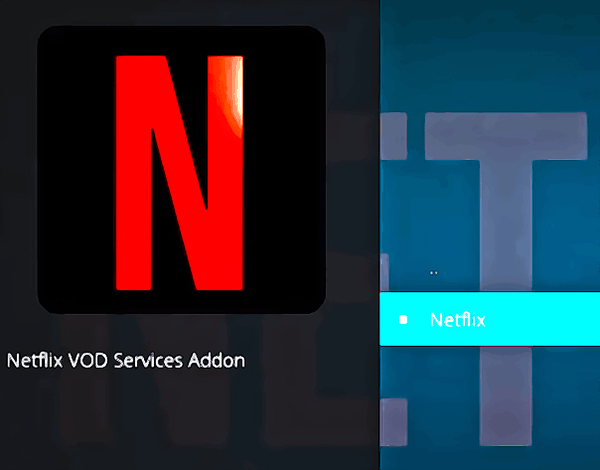 Add-on Netflix pour Netflix