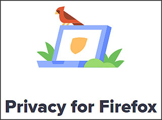 Privacy for Firefox
